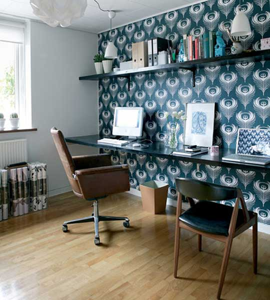 Birds of a feather natalie writes for Vintage home office furniture